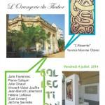Orangerie du Thabor | Collection² | 4 juillet 2014