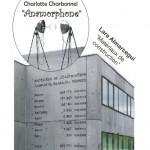 40m cube | Anamorphone | Charlotte Charbonnel | 24/04 et 26/05 2014
